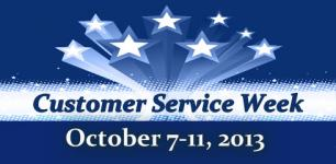 Happy National Customer Service Week!